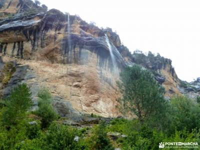 Parque Natural Cazorla-Sistema Prebético; lago san mauricio valle de la barranca pueblos con encant